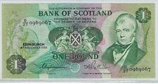 Bank of Scotland 1 Pound 1980