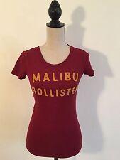 Hollister 'Malibu' Tshirt Size Small