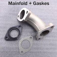Pit Dirt Bike 26mm Inlet Manifold Carb Intake Pipe Gasket 110 125 140 cc Engine