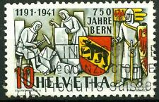 SWITZERLAND - SVIZZERA - 1941 - 750° anniversario della città di Berna