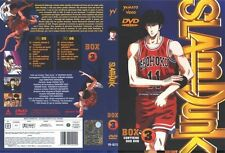 Slam Dunk Box #03 (Eps 29-42) dvd 3 Yamato Video - nuovo sigillato