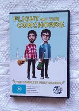 FLIGHT OF THE CONCHORDS: THE FIRST SEASON(DVD) R-4, LIKE NEW, FREE POST AUS-WIDE