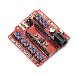 Nano V3.0 Prototype Shield I/O Extension Board UNO Expansion Module For Arduino