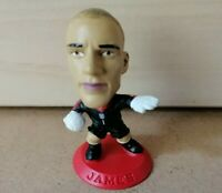 Paul Robinson England Corinthian Microstars Figure Red Base MC2537