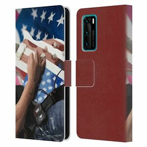 OFFICIAL ZELKO RADIC BFVRP ASSORTED LEATHER BOOK CASE FOR HUAWEI PHONES