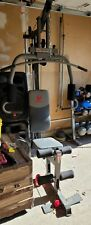 New listing Marcy Home Gym System 150lb Weight Stack Machine