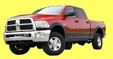 FENDER FLARES  DODGE RAM  2500 3500 2010-2015MATTE BLACK NEW