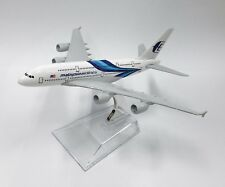 Collectible Malaysia Airlines Airbus A380 Aircraft Model Aeroplane Rare Last One