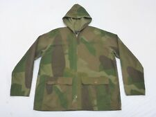 Nigel Cabourn Angleterre Denison Camo Camouflage WW2 Coupe-Vent Blouse Jacket XL XXL