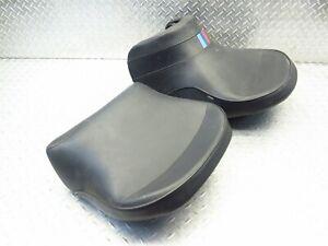 2002 02-06 BMW R1150RT R1150 RT Sargent Rider Passenger Seat Saddle Cushion Pad