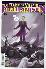 Year Of The Villain Hell Arisen # 3 Variant 3rd Print Cover NM DC