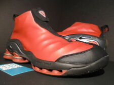 2002 NIKE SHOX VC VINCE CARTER RED BLACK SILVER GREY BB4 302277-601 NEW OG 11.5
