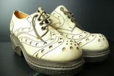 Vintage 1970s Glam Rock Disco Platform Shoes.Bowie,T-Rex Sweet Slade UK 7