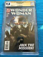Wonder Woman #195 - DC - CGC SS 9.8 - Signed by Adam Hughes