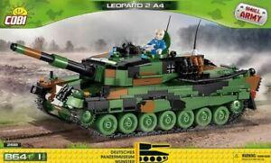 (COB02618) - Cobi - Small Army - Leopard 2 A4 (864 pcs)
