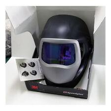 3M Auto Darkening Welding Helmets SPEEDGLAS 9100X w/Side Windows,Hornell Speedgl