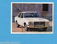 AUTO FLASH-COX anni '70-Figurina n.61- OPEL REKORD DIESEL -NEW