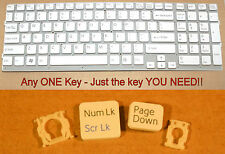 Any 1 Key - replacement for SONY Series-E laptop, e.g.VPCEB11fm, PCG71312L