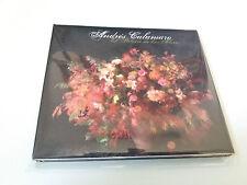"""ANDRES CALAMARO """"EL PALACIO DE LAS FLORES"""" CD 17 TRACKS COMO NUEVO DIGIPACK"""