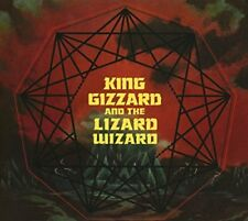 King Gizzard and The Lizard Wizard - Nonagon Infinity [CD]