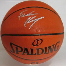 Badgers FRANK KAMINSKY Signed Replica NBA Spalding Basketball AUTO - JSA