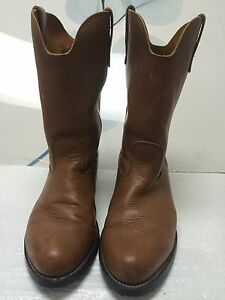 Mens Brown boots, US9.5-10