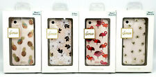 New Designer Case by Sonix Clear Coat for iPhone 8 & iPhone 7 Designer