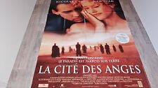 LA CITE DES ANGES  ! affiche cinema