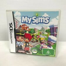 Nintendo DS MySims Game R4 PAL AUS/NZ TESTED