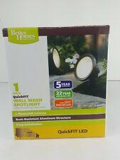 Wall Wash Spotlight Better Homes & Gardens QuickFIT LED NIB