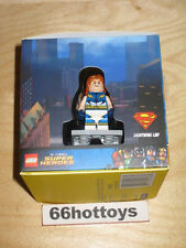 LEGO 5004077 Target Exclusive Minifigure Cube With Lightning Lad Kai Diver NEW