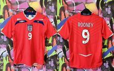 Wayne Roony #9 England National Football Shirt Soccer Jersey Boys Youth Size M