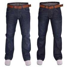 Stonewashed Bootcut 32L Jeans for Men