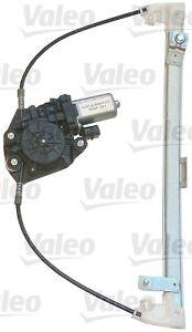 Valeo Window Regulator Front RH 850017 fits Alfa Romeo 147 1.9 JTDM 16V (937)...