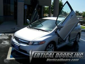 Vertical Doors - Vertical Lambo Door Kit For Honda Civic 2006-11 -VDCHC06084D