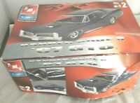 AMT ERTL xXx Xander Cage's '67 PontiacGTO Fast & Furious Model Kit 1/25 scale