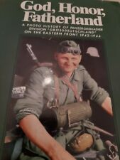 More details for god honour fatherland, grossdeutschland, pictorial history. book.