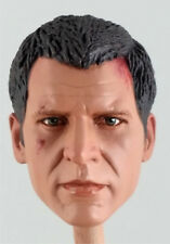 1:6 Custom Head Harrison Ford as Rick Deckard  from Blade Runner Battle Damaged