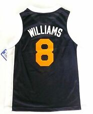 Utah Jazz #8 Deron Williams NBA Basketball Jersey Large/L Youth >NEW<