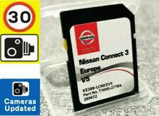 NISSAN LCN3 V5 2020 Connect 3 Navigation sd card Europe Germany UK QASHQAI JUKE