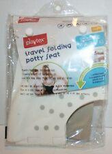 Playtex Toddler Kids Travel Folding Potty Training Toilet Seat