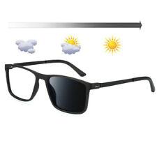 Men Photochromic Reading Glasses Transition Lens Sunglasses Eye Reader +1.0~+3.0