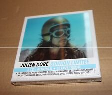 JULIEN DORE - COFFRET & - 2 CDs Album + Le live inédit - COLLECTOR LIMITED