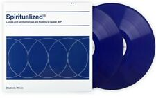 Spiritualized Ladies And Gentlemen We Are Floating In Space BP VMP Blue Vinyl LP