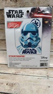 Counted Cross Stitch Kit ~ Dimensions Star Wars - Stormtrooper #70-65193