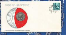 Coins of All Nations Hong Kong 2 Dollars 1975 UNC