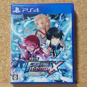 PS4 Dengeki Bunko: FIGHTING CLIMAX IGNITION PlayStation 4 Japan Import Game
