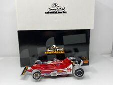 1:18 Exoto 1979 Ferrari 312 T4 Jody Scheckter NIB RARE GPC97070