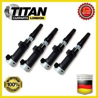 For Renault Clio Laguna Megane Scenic Grand Scenic X 4 Pencil Ignition Coil Fits