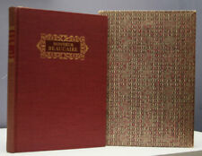 MONSIEUR BEAUCAIRE by Booth Tarkington 1961 Heritage Press Slipcase + Sandglass
